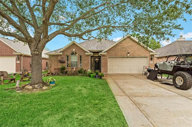 5119 Chasewood Drive, Bacliff, TX 77518 (MLS #22192134) :: Christy Buck Team