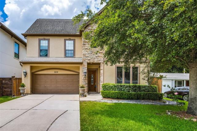 5218 Beech Street, Bellaire, TX 77401 (MLS #22193524) :: The SOLD by George Team