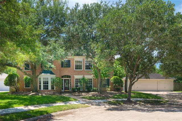 7202 Fireside Court, Sugar Land, TX 77479 (MLS #22194649) :: The Sansone Group
