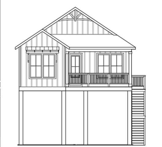 22919 Cuadro, Galveston, TX 77554 (MLS #22194716) :: Len Clark Real Estate