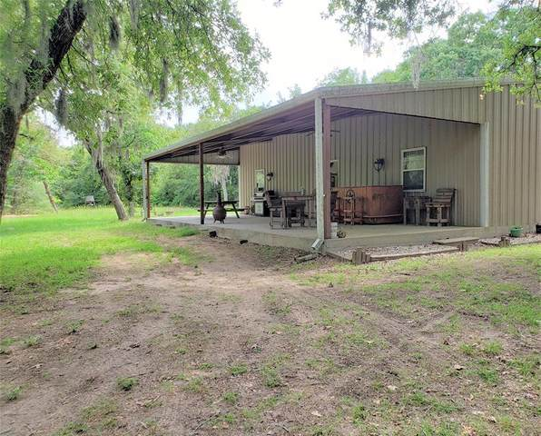 1575 County Road 215 Road, Weimar, TX 78962 (MLS #22199000) :: NewHomePrograms.com LLC