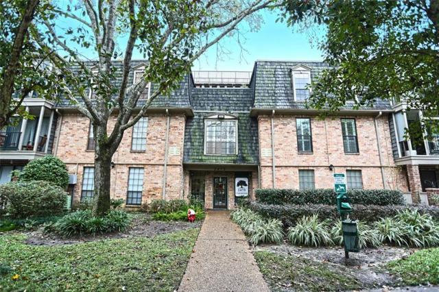 2425 Underwood Street #356, Houston, TX 77030 (MLS #22209868) :: The Heyl Group at Keller Williams