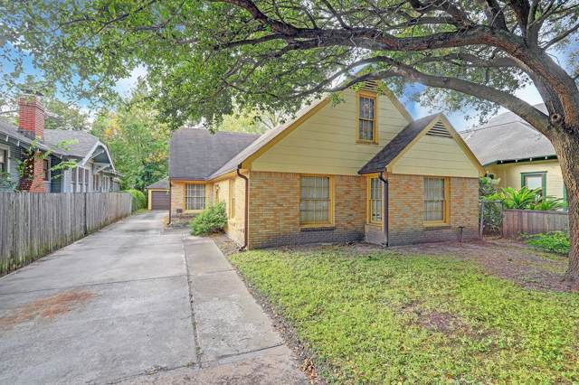 1411 Heights Boulevard, Houston, TX 77008 (MLS #22222051) :: Caskey Realty