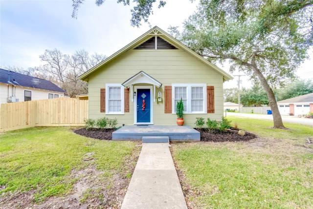 400 N Stevenson Street, Eagle Lake, TX 77434 (MLS #22222641) :: The SOLD by George Team