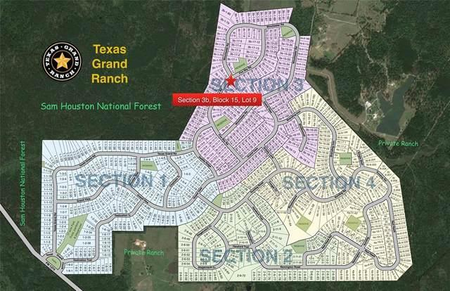 3b-15-9 Fire Sky Road, Huntsville, TX 77340 (MLS #22224714) :: The Heyl Group at Keller Williams