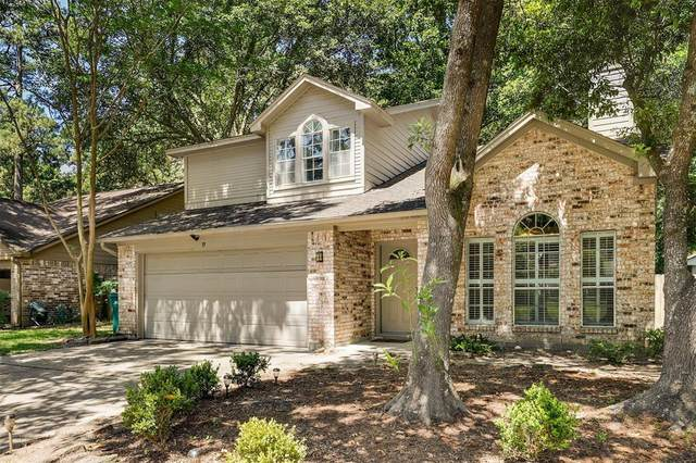 19 N Summer Star Court, Spring, TX 77380 (MLS #22226978) :: The Bly Team