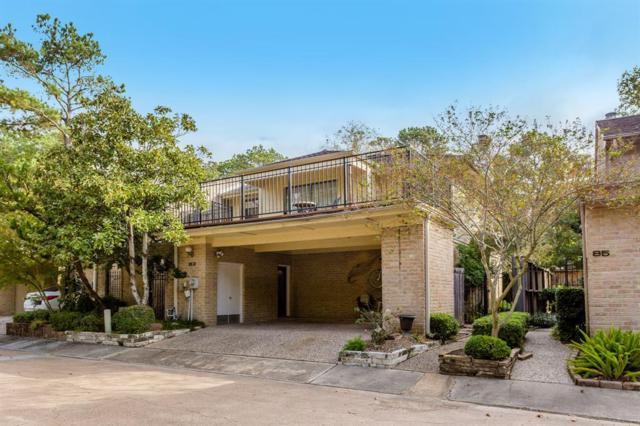 201 Vanderpool Lane #83, Houston, TX 77024 (MLS #22230043) :: Texas Home Shop Realty