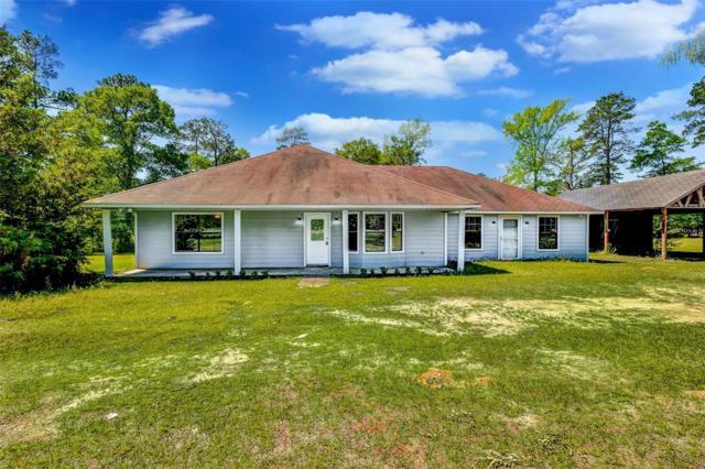 1150 County Road 1270, Warren, TX 77664 (MLS #22238945) :: The Home Branch