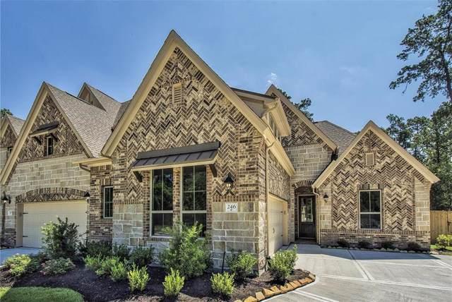 246 Liatris Court, Conroe, TX 77304 (MLS #22239142) :: The Home Branch