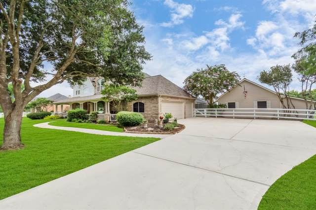 10410 Reading Road, Richmond, TX 77469 (MLS #22249483) :: Lerner Realty Solutions
