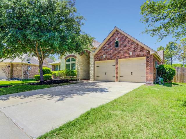 2702 Ginger Cove Lane, Pearland, TX 77584 (MLS #22251969) :: Christy Buck Team