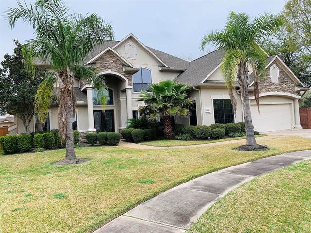 11501 Watercastle Court, Pearland, TX 77584 (MLS #2225454) :: Ellison Real Estate Team