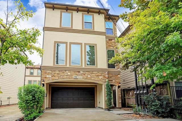 1518 Birdsall Street A, Houston, TX 77007 (MLS #22259212) :: Green Residential