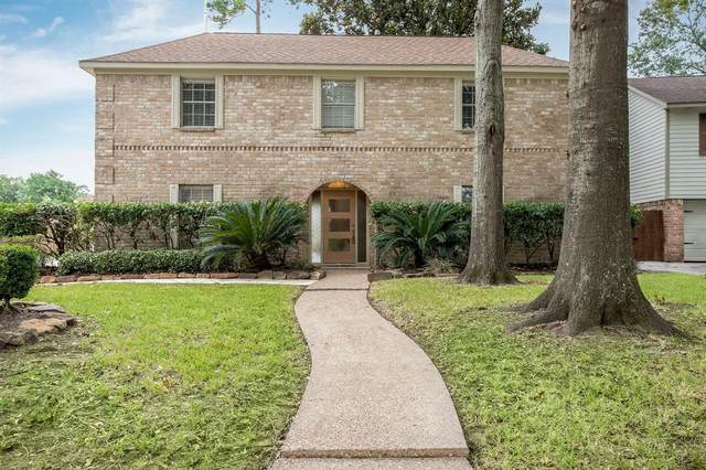 5823 Enchanted Timbers Drive, Humble, TX 77346 (MLS #22260013) :: The SOLD by George Team
