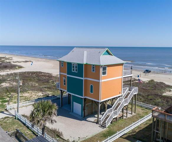 21208 Gulf Drive, Galveston, TX 77554 (MLS #22260136) :: The SOLD by George Team