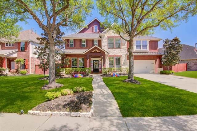 5523 Lacey Oak Meadow Drive, Katy, TX 77494 (MLS #2226131) :: The Sansone Group