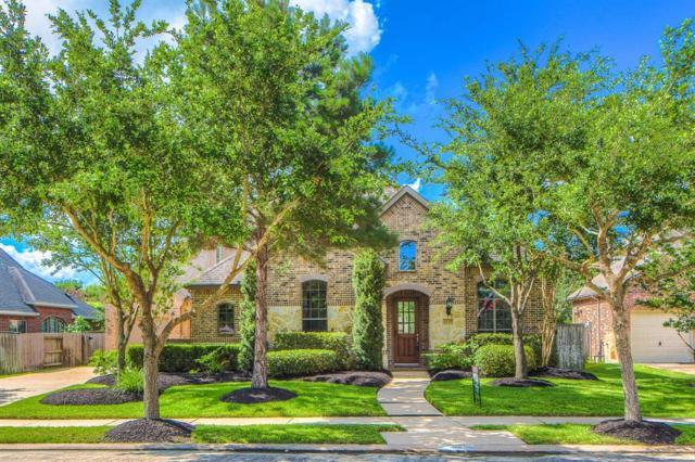 8509 Graceful Oak Crossing, Katy, TX 77494 (MLS #22266201) :: The SOLD by George Team
