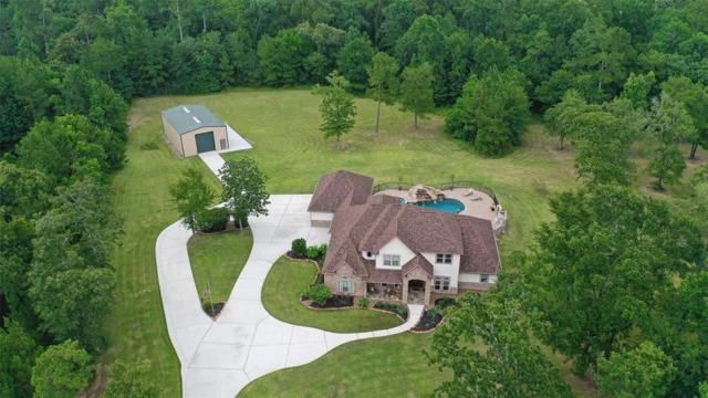 28522 Hidden Cove, Magnolia, TX 77355 (MLS #22269187) :: Giorgi Real Estate Group