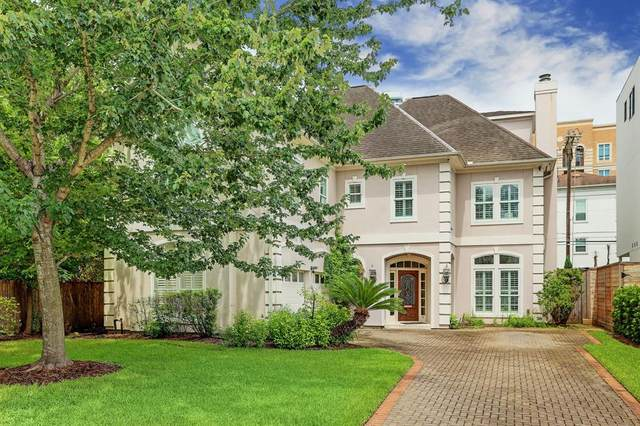 3009 Drexel Drive, Houston, TX 77027 (MLS #22270311) :: The Home Branch