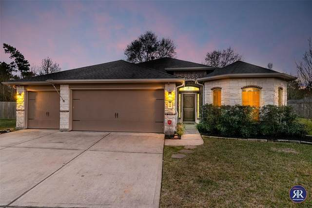 118 Noble View Court, Magnolia, TX 77354 (MLS #22272626) :: Connect Realty