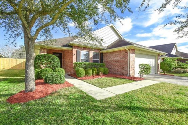 3012 Stonecross Lane, Dickinson, TX 77539 (MLS #22277391) :: Rachel Lee Realtor