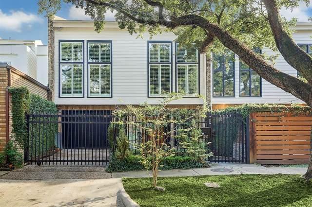 1207 Miramar Street, Houston, TX 77006 (MLS #22278832) :: Lerner Realty Solutions