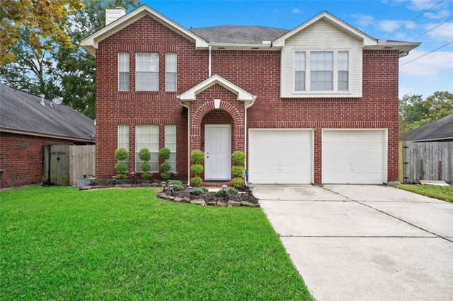 18810 Sandia Pines Drive, Humble, TX 77346 (MLS #22285185) :: Texas Home Shop Realty