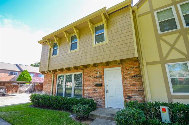10364 Hammerly Boulevard #21, Houston, TX 77043 (MLS #22286984) :: Texas Home Shop Realty