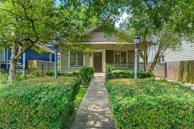 311 W 23rd Street, Houston, TX 77008 (MLS #22289949) :: Texas Home Shop Realty