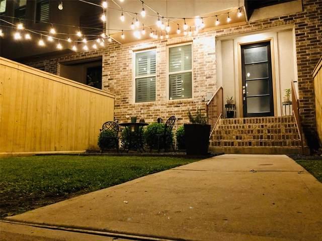 115 E 2nd Street, Houston, TX 77007 (MLS #22294035) :: Green Residential