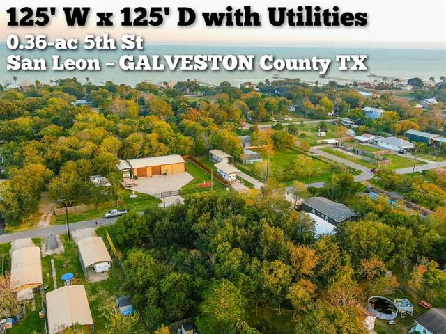 0.36-ac 5th Street, San Leon, TX 77539 (MLS #22295125) :: Lerner Realty Solutions