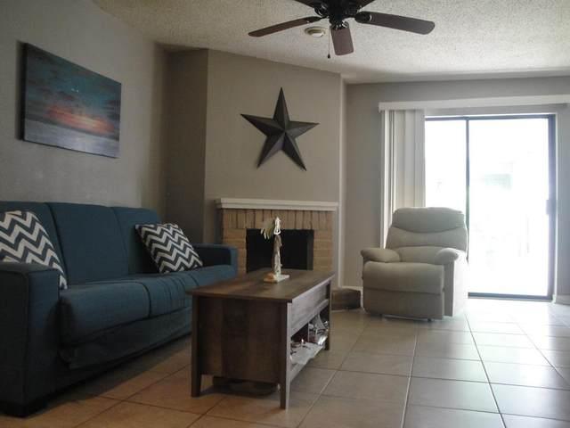 3220 69th Street D4, Galveston, TX 77551 (MLS #22298695) :: My BCS Home Real Estate Group