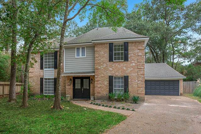 11607 Pinyon Place, The Woodlands, TX 77380 (MLS #2230256) :: The SOLD by George Team
