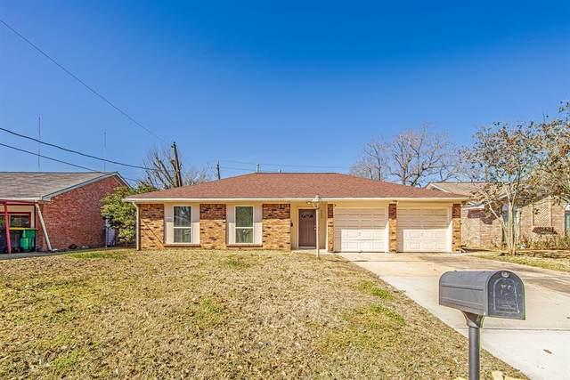 5505 Crestmont Street, Baytown, TX 77521 (MLS #22304317) :: The Parodi Team at Realty Associates