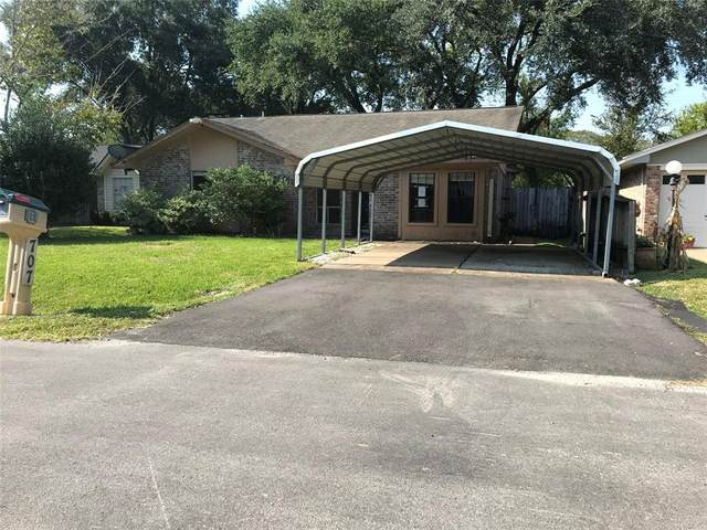 707 David Avenue, League City, TX 77573 (MLS #22304754) :: Michele Harmon Team