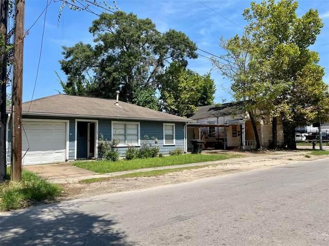 1501 W 14th Street, Houston, TX 77008 (MLS #22308174) :: Caskey Realty