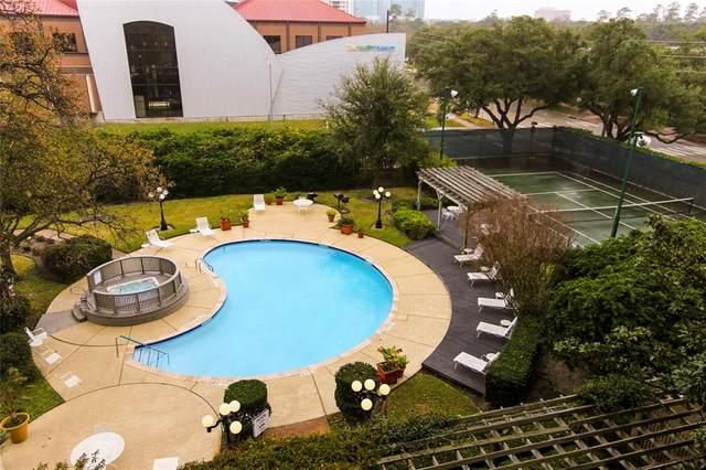 1400 Hermann Drive 4F, Houston, TX 77004 (MLS #2230929) :: My BCS Home Real Estate Group