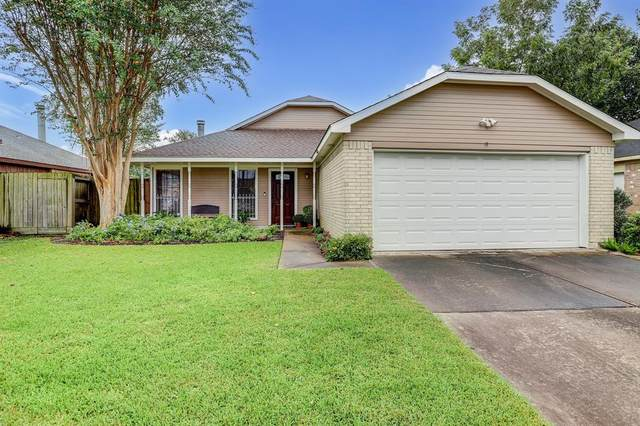 10818 Kirkbend Drive, Houston, TX 77089 (MLS #22310356) :: The SOLD by George Team