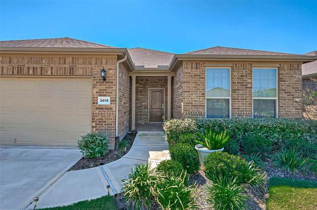 3015 Dotted Skipper Drive, Richmond, TX 77469 (MLS #2231317) :: My BCS Home Real Estate Group