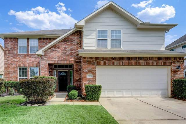 8011 Emperors Pass, Missouri City, TX 77459 (MLS #22314056) :: The SOLD by George Team