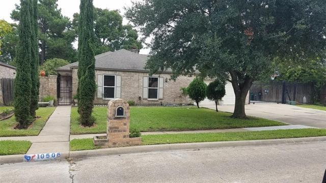 10506 Elmsworth Drive, Houston, TX 77099 (MLS #22319025) :: Krueger Real Estate