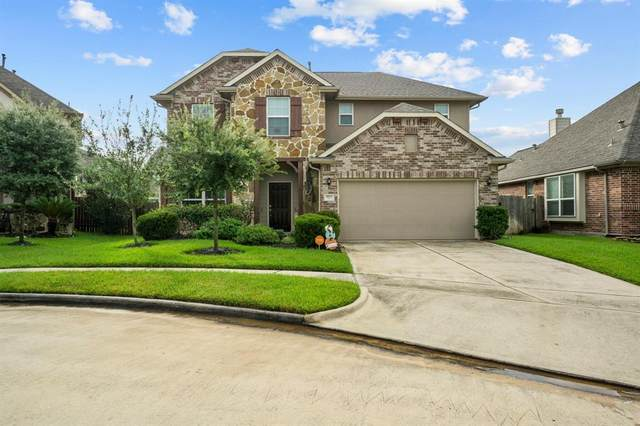 9011 Newcroft Court, Tomball, TX 77375 (MLS #22319588) :: Giorgi Real Estate Group