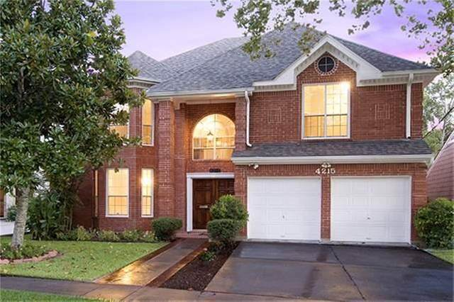 4215 Emory Avenue, West University Place, TX 77005 (MLS #22327970) :: Caskey Realty