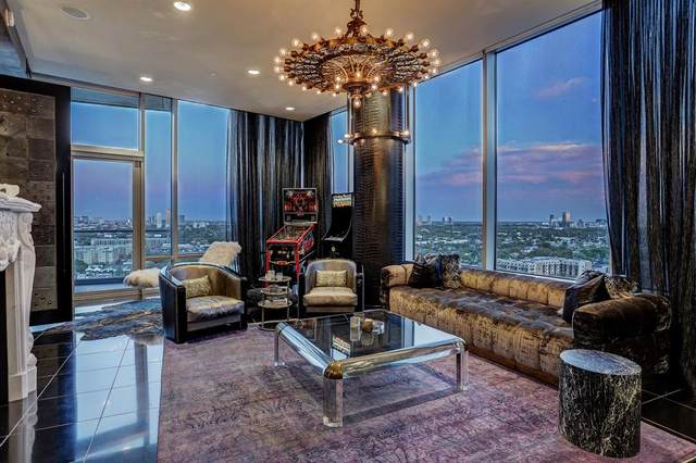 2727 Kirby Drive 17C, Houston, TX 77098 (MLS #22337009) :: All Cities USA Realty