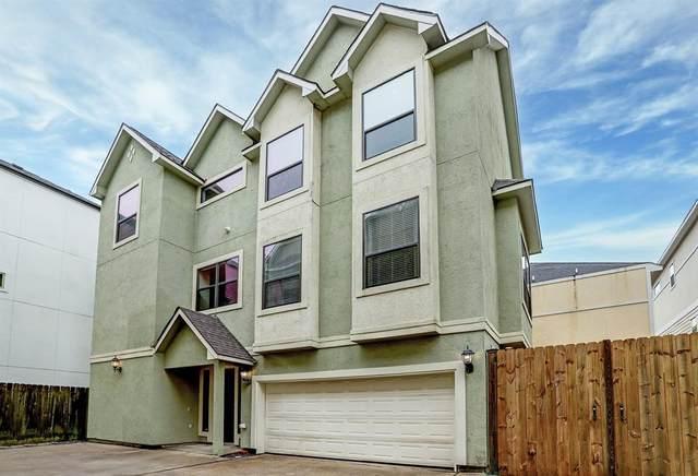 4219 Koehler Street A, Houston, TX 77007 (MLS #22337027) :: Giorgi Real Estate Group