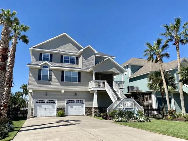 215 Lokai Street, Tiki Island, TX 77554 (MLS #22339800) :: Texas Home Shop Realty