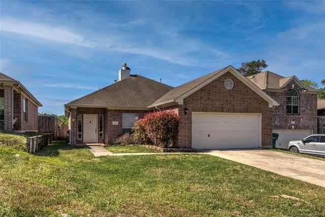 2315 Tarrytown Crossing Drive, Conroe, TX 77304 (MLS #22342126) :: Area Pro Group Real Estate, LLC