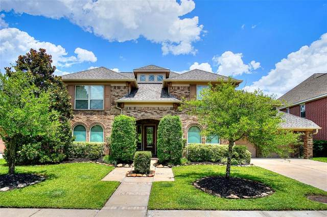 5918 Sandia Lake Lane, Houston, TX 77041 (MLS #2234762) :: The Queen Team