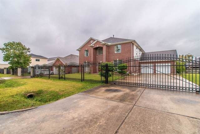 9634 Grannis Street, Houston, TX 77075 (MLS #22348185) :: The Heyl Group at Keller Williams