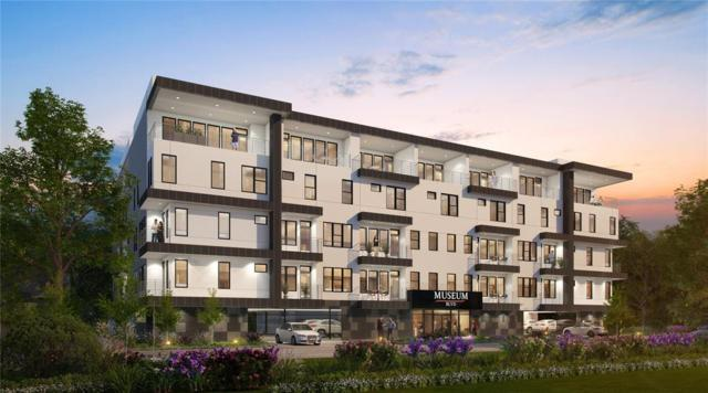 4819 Caroline Street #405, Houston, TX 77004 (MLS #22352917) :: Krueger Real Estate